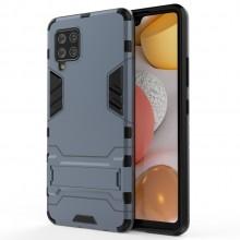 Samsung Galaxy A42 5G TPU Cover Met Onzichtbare Houder