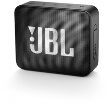 JBL Go2 Portable Bluetooth Speaker Zwart