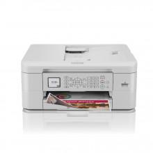 Brother MFC-J1010DW Compacte 4-in-1 kleuren inkjet printer
