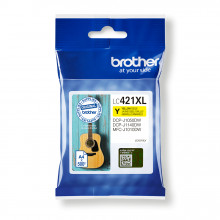 Brother LC-421XL Yellow
