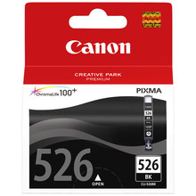 Canon CLI-526BK Inktcartridge (450 pag)