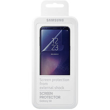 Samsung Galaxy S8 Screen Protector Transparant