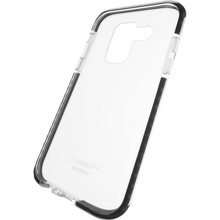 Samsung Galaxy A8 Cellularline Tetra Force Cover Zwart