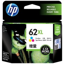 HP 62XL Inktcartridge Tri-color (415 pages)