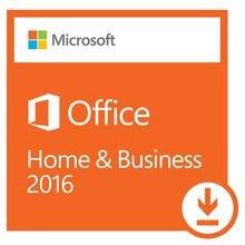 Microsoft Office 2016 Home en Business (Windows / 1 pc)