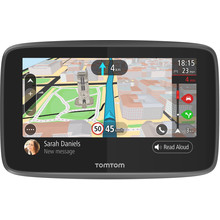 TomTom Go 6200 World - Lifetime Maps en Traffic
