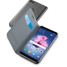 Huawei P Smart Cellularline Book Case Zwart