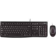 Logitech MK120 toetsenbord en muis AZERTY