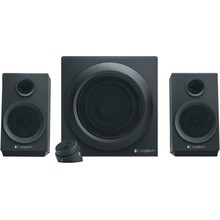 Logitech Z313 2.1 luidspreker systeem met subwoofer