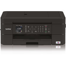 Brother MFC-J491DW draadloze 4-in-1 mini kleuren inkjet printer