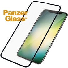 Apple iPhone XR 6.1 inch panzerglass zwart