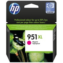HP 951XL Inktcartridge (1500 pages)