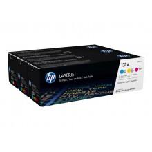 HP 131A Laserjet Toner 3-Kleuren