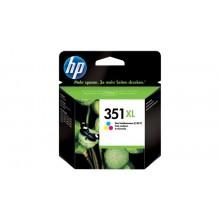 HP 351XL Inktcartridge Drie-kleuren (580 pages)
