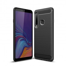 Samsung Galaxy A9 (2018) Carbon Fiber Soft TPU Case