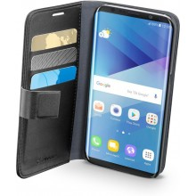 Samsung Galaxy S8 Cellularline Book Agenda Case Zwart