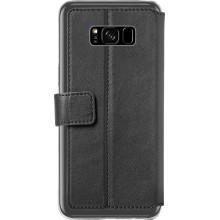 Samsung Galaxy S8 Magnetische Book Case Zwart