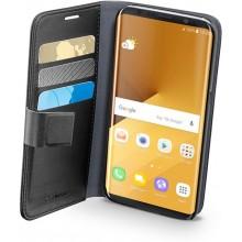 Samsung Galaxy S8+ Cellularline Book Agenda Case Zwart