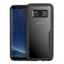 Samsung Galaxy S8 TPU + PC Back Cover