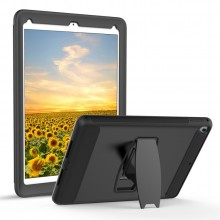 Apple iPad 9.7 PC + Silicone Shock Protective Back Cover