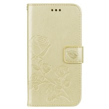 Apple iPhone Xs Max Flip Cover Leather Litchi Texture