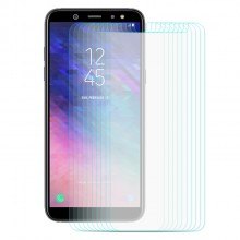 Samsung Galaxy A6 Plus Tempered Glass
