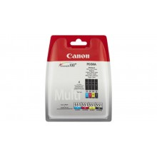 Canon CLI-551 C/M/Y/K Multipack