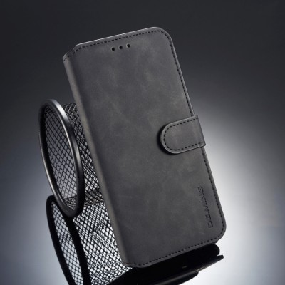 Apple iPhone X / XS Wallet Cover Retro Oil