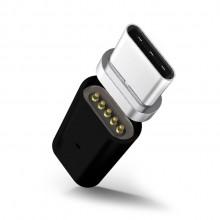 Magnetisch USB Type-C Tussenstuk