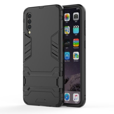 Samsung Galaxy A50 TPU + PC Case Shockproof With Holder