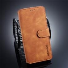 Samsung Galaxy S10+ Wallet Cover Retro Oil