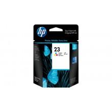 HP 23 Inktcartridge Tri-Color (C1823D) 30 ml