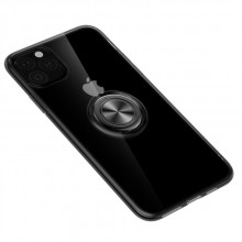 Apple iPhone 11 Pro Max Back Cover Met Magnetische Ring