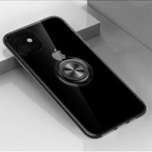 Apple iPhone 11 Back Cover Met Magnetische Ring