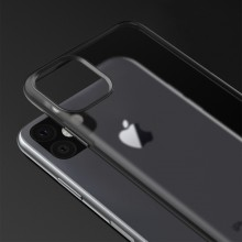 iPhone 11 TPU + PC transparant backcover
