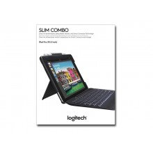 Logitech Slim Combo (Keyboard en Cover)