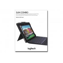 Logitech Slim Combo (Keyboard en Cover)