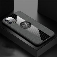 Apple iPhone 11 Pro TPU Case Shockproof Met Ring Houder
