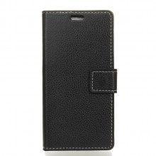 Samsung Galaxy S10 Case Leather Litchi Texture