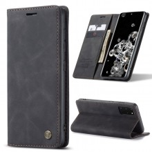 Samsung Galaxy S20 Plus Wallet Case Leather