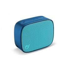 Cellularline Fizzy Brilliant Portable Bluetooth Speaker Blauw