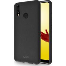 Huawei P20 lite Azuri Flexibele TPU Case Zwart