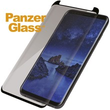 Samsung Galaxy S9 Plus Case-Friendly PanzerGlass Zwart