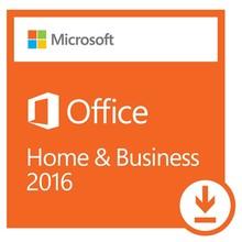 Microsoft Office 2016 Home en Business (Windows / 1 pc)
