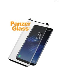 Samsung Galaxy S8 Case-Friendly PanzerGlass Black