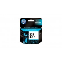 HP 339 Inktcartridge Zwart (860 pages)