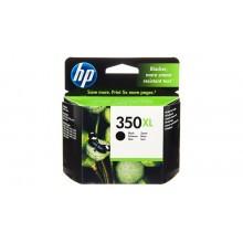 HP 350 XL Inktcartridge Zwart (1000 pages)
