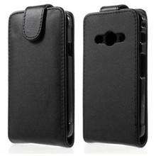 Samsung Galaxy Xcover 3 Flip Cover Zwart