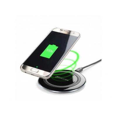 Cellularline Wireless Fast Charger Kit zwart