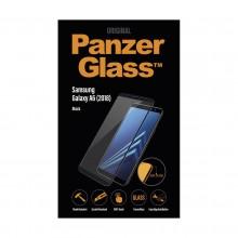 Samsung Galaxy A6 plus (2018) PanzerGlass Zwart